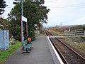 The view north from Dyffryn Ardudwy Railway Station - geograph.org.uk - 1080327.jpg