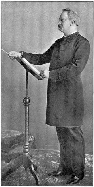 Theodore Thomas (conductor) - Image: Theodore thomas