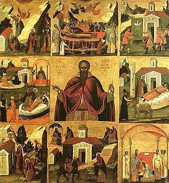 Theodosius the Cenobiarch - Image: Theodosius the Cenobiarch