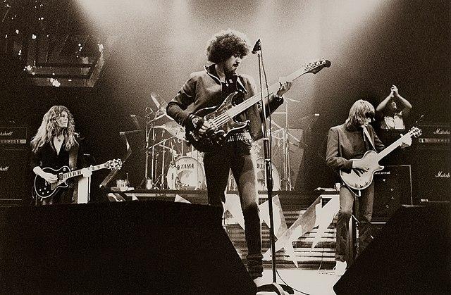 Photo Thin Lizzy