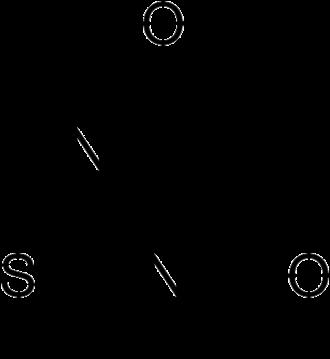 Thiobarbituric acid - Image: Thiobarbituric acid