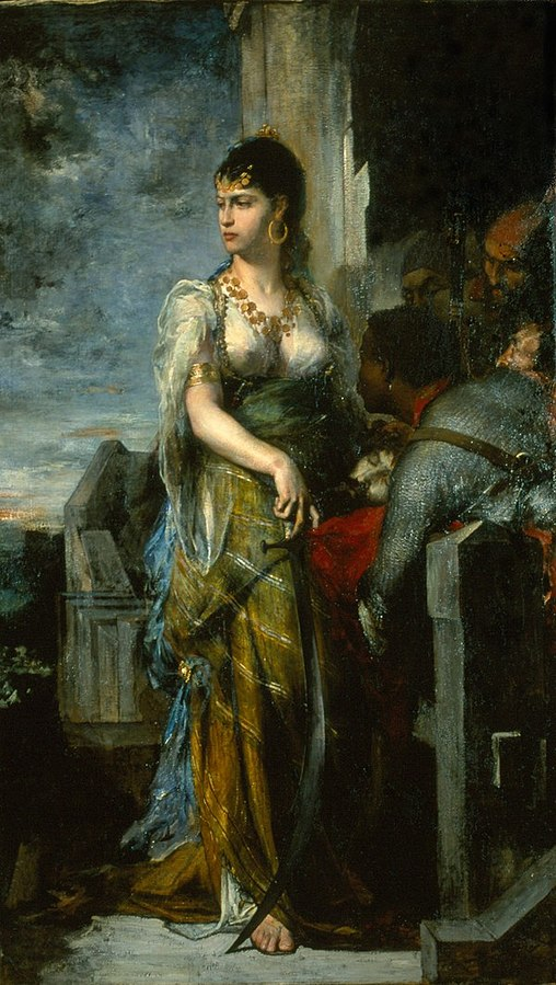 Judith Victorious