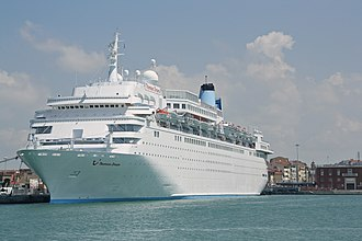 Marella Cruises - Image: Thomson Dream 01