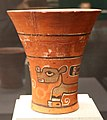 Tiahuanaco-huari (bolivia), vaso khero, 400 dc ca.jpg
