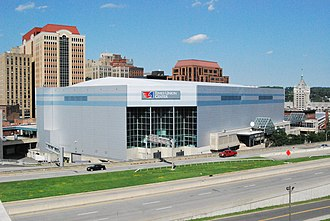 2000–01 NCAA Division I men's ice hockey season - Image: Times Union Center 2011