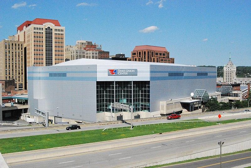 Pepsi Arena Albany