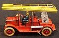 Tin toy fire truck, pic-023.JPG