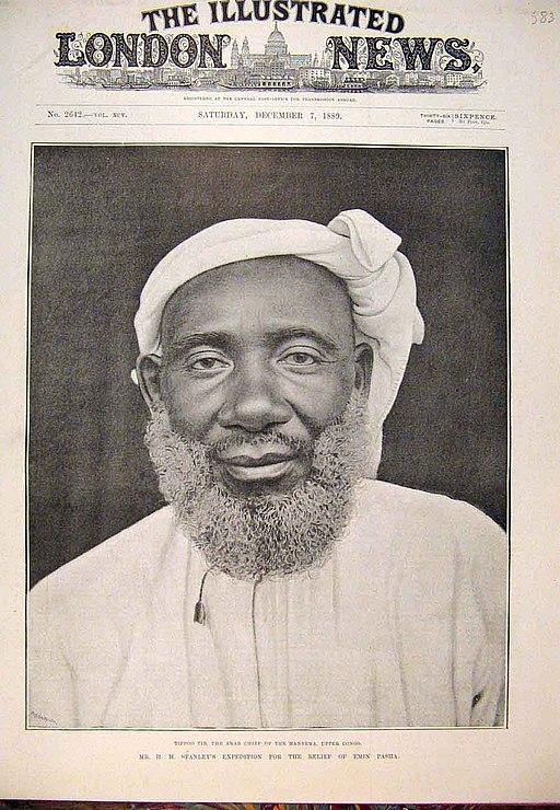 Tippu Tip 1889