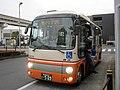 Tobu Bus Central at Minumadai-shinsuikōen Station.jpg