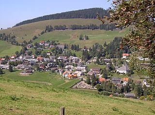 Todtnauberg Ortsteil of Todtnau in Baden-Württemberg, Germany