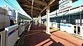 Toei-subway-I23-Hasune-station-platform-20191220-145840.jpg