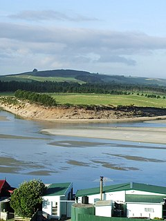 Toko Mouth human settlement in New Zealand
