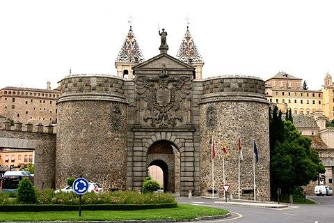 Toledo Puerta Nueva Bisagra