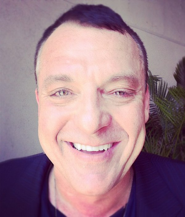 Photo Tom Sizemore via Wikidata