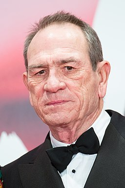 Tommy Lee Jones the Jury President at Opening Ceremony of the Tokyo International Film Festival 2017 (26331352838)