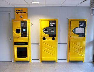 Container-deposit legislation