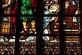 Tongeren Liebfrauenbasilika Fenster Enthauptung 723.JPG