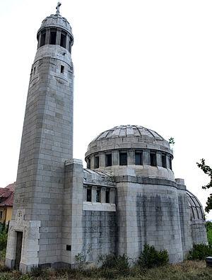 József Törley - Törley had a large mausoleum built for himself in Budafok