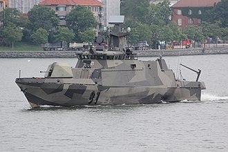 Hamina-class missile boat - Tornio (81)