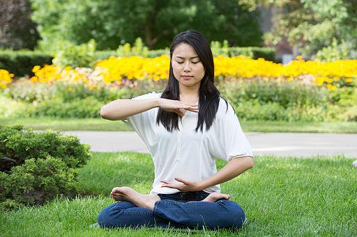 Toronto Falun Gong Exercises 6
