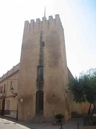 Albal - Image: Torre árabe de Albal 1