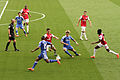 Torres with ball Arsenal v Chelsea 04.jpg