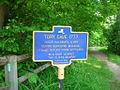 Tory Cave Historical Marker JUn 07.jpg