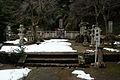 Tottori feudal lord Ikedas cemetery 108.jpg