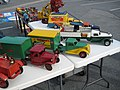Toy vehicles seen at Hershey '09 (4435837743).jpg
