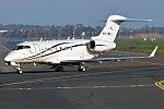 Toyo Aviation, YR-TRC, Bombardier Challenger 300 (37433218031).jpg