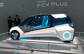 Toyota FCV Plus at the Tokyo Motor Show 2015 02.JPG