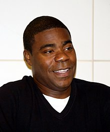 Tracy Morgan - the cool, funny, amusing,  actor, comedian,   with Afro-American roots in 2020