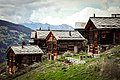 Traditional Swiss Chalets.jpg