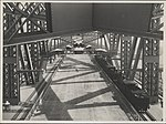 Trains on the Harbour Bridge, 1932 (8283754324).jpg