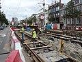 Tramspoorwerkzaamheden bij de Brouwersgracht 4.jpg