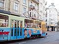 Tramway in Sofia in Alabin Street 2012 PD 054.jpg