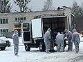 Transport of radioactive materials, special training, Lviv, 2019 01.jpg