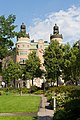 Trees and the surroundings of Norra Bantorget, Stockholm.jpg