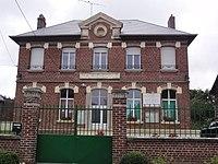 Trefcon (Aisne) mairie-école.JPG