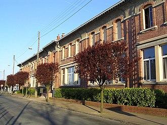 Tremblay-en-France - Ecole Primaire Jean Jaurès