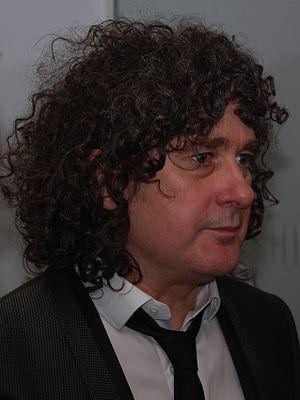 Trevor Beattie - Beattie at Birmingham City University in November 2013