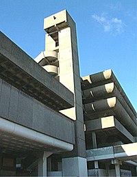 Building Mid Century Modern Cinder Block Walls