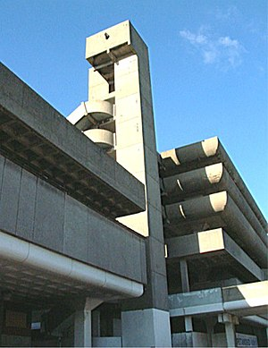 1966 in architecture - Tricorn Centre, Portsmouth