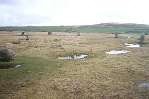 Trippet stones - Image: Trippet Stones geograph.org.uk 3273960