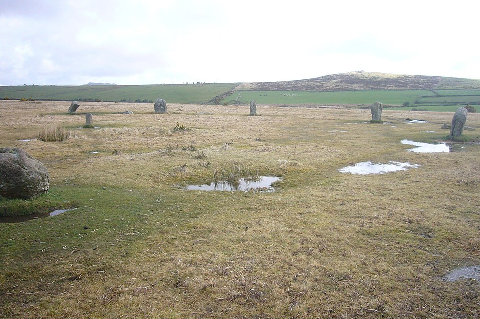 Trippet Stones - geograph.org.uk - 3273960