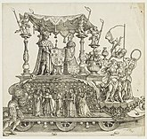 Triumph of the Emperor Maximilian I - 001.jpg