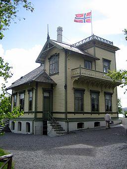 Troldhaugen in Bergen