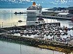 Tromsø - turistic harbour - panoramio.jpg