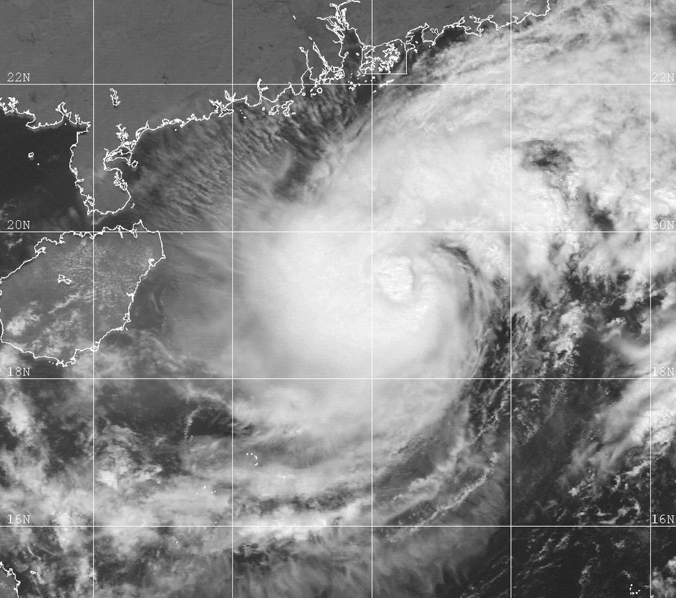 Tropical Storm Cam 1999
