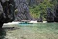Tropical lagoon in Bacuit Bay, Palawan, Philippines.jpg
